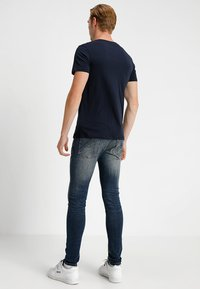CHASIN' - EGO BLAIDD - Slim fit jeans - blue denim - 2