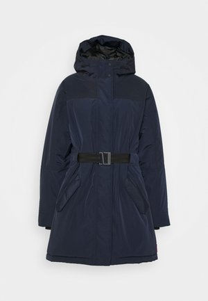 WOMENS ORIGINAL INSULATED - Vinterkåpe / -frakk - navy