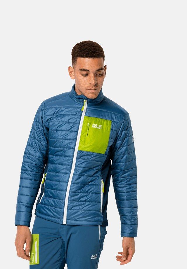 Light jacket - indigo blue