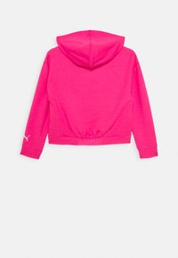 Puma - MODERN SPORTS HOODIE - Bluza z kapturem - glowing pink - 1