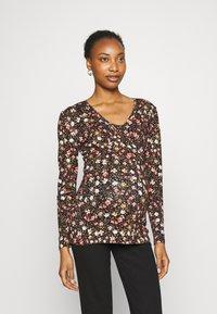 LOVE2WAIT - NURSING  - Long sleeved top - brown - 0