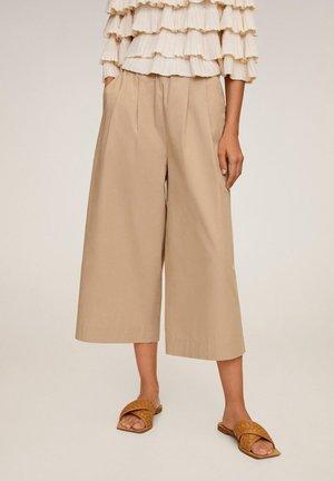 KAI - Pantalon classique - beige