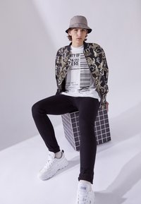 Versace Jeans Couture - RINSE - Jean slim - black - 2