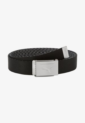 REVERSIBLE WEB BELT - Belt - black