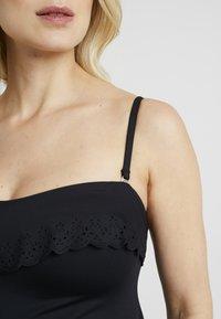 Cache Coeur - BLOOM SET - Bikini - black - 5