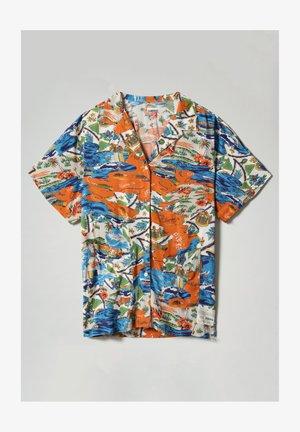 G-MAUI - Button-down blouse - multi camo