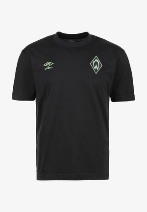 SV WERDER BREMEN  - Sports shirt - black
