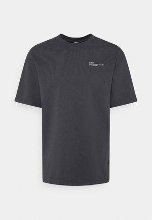 NIX TEE - T-shirt print - soil