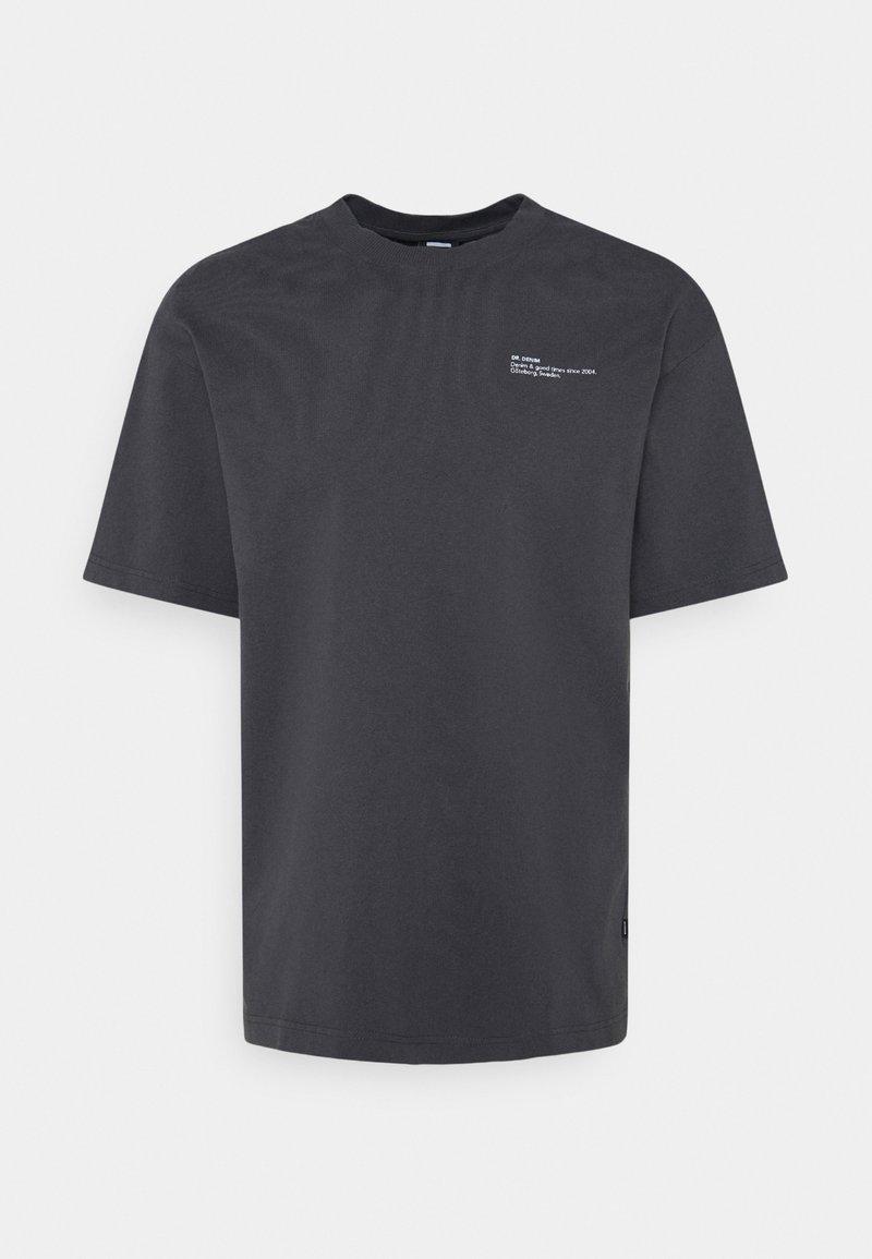 Dr.Denim - NIX TEE - Print T-shirt - soil
