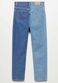 Mango - DUOP - Slim fit jeans - lichtblauw - 1