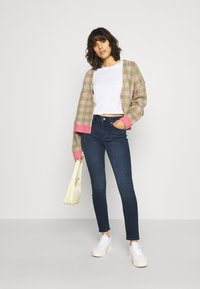 Ivy Copenhagen - ALEXA ANKLE COOL - Jeans Skinny Fit - denim blue - 1