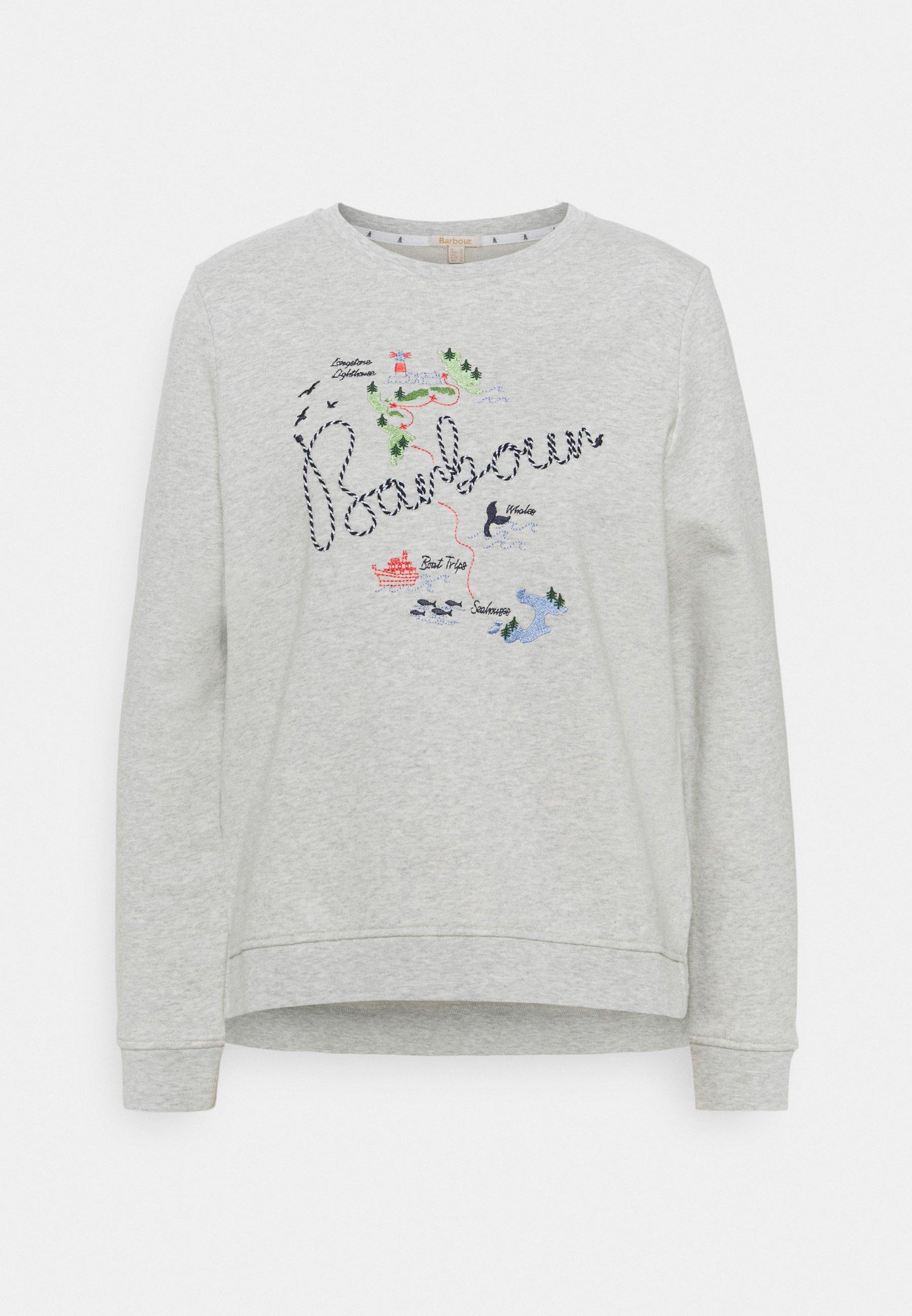 Women DRIFTWOOD OVERLAYER - Sweatshirt