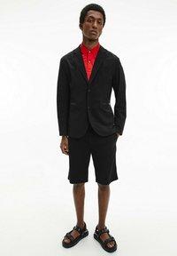 Calvin Klein - Blazer jacket - ck black - 1