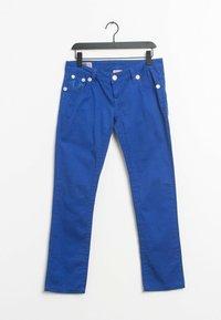 True Religion - Straight leg jeans - blue - 0