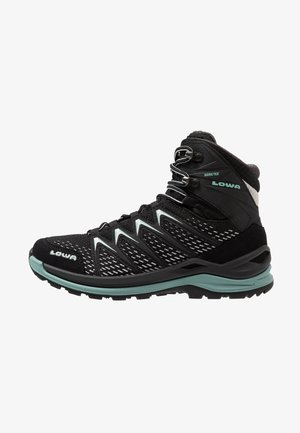 INNOX PRO GTX MID - Hiking shoes - schwarz/sage