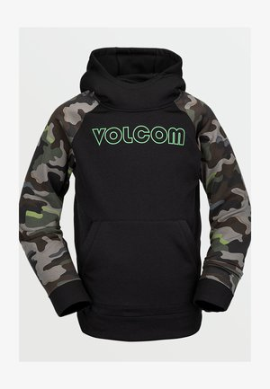 YOUTH RIDING FLEECE - Hoodie - army