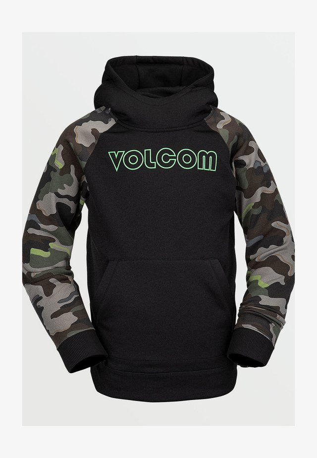 YOUTH RIDING - Hoodie - army