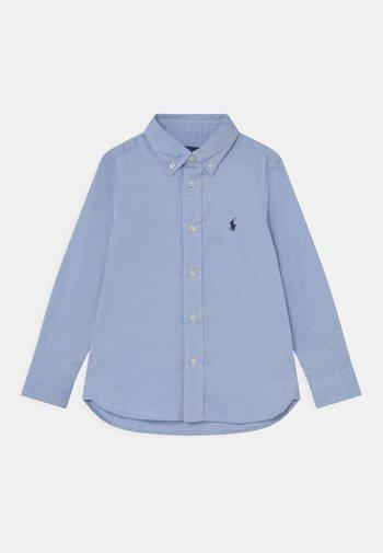 CUSTOM FIT - Camicia - blue