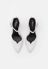 Tamaris - High heels - white - 5