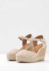 Refresh - High heels - beige - 4