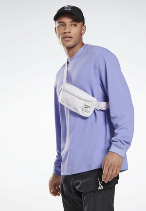 WORKOUT READY TRAINING - Torba na ramię - purple