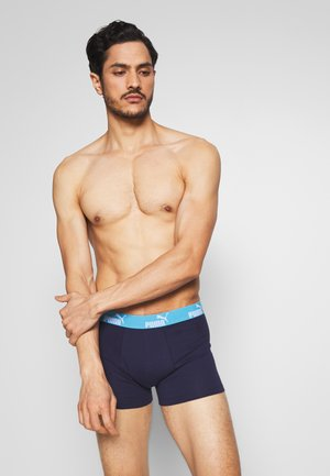 PROMO SOLID 4 PACK - Culotte - blue combo
