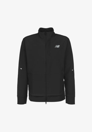 IMPACT RUN  - Soft shell jacket - black