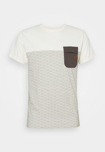 ALFORD - T-shirt print - raven