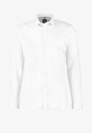 OLYMP NO.6 SUPER SLIM FIT - Shirt - weiss