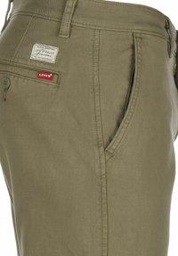 Levi's® - XX CHINO STD II - Spodnie materiałowe - bunker olive shady - 2