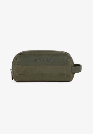 MACBETH  - Wash bag - green