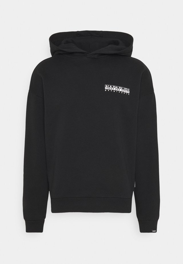 YOIK UNISEX - Sweat à capuche - black