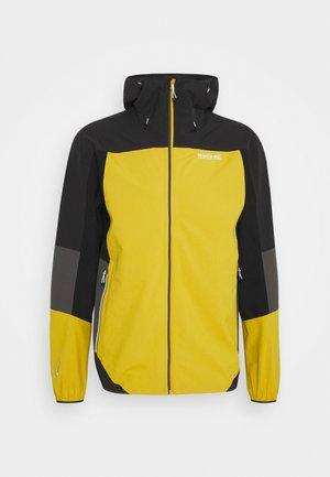IMBER - Hardshell jacket - grapefruit/ash