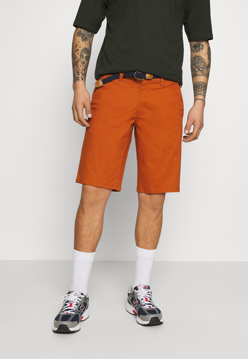 Only & Sons - ONSWILL LIFE CHINO - Shorts - potters clay