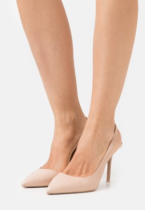 TIRARITH - Classic heels - bone