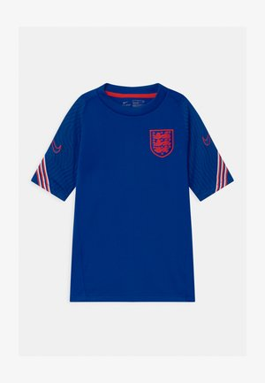 National team wear - sport royal/challenge red