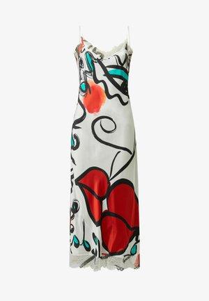 DESIGNED BY ESTEBAN CORTAZAR - Vestido de tubo - white