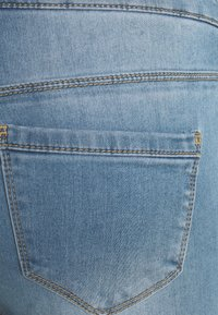Missguided Maternity - MATERNITY SPLIT VICE - Jeansy Skinny Fit - blue - 5