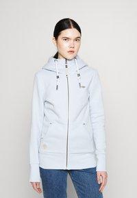 Ragwear - NESKA ZIP - Zip-up hoodie - cloud - 0