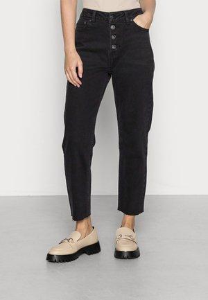 ONLEMILY LIFE - Straight leg jeans - black