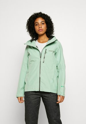 CALCITE - Hardshell jacket - gypsum green