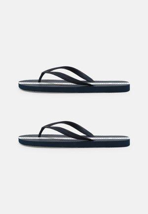ONSJOHNATAN 2 PACK - Pool shoes - dark navy
