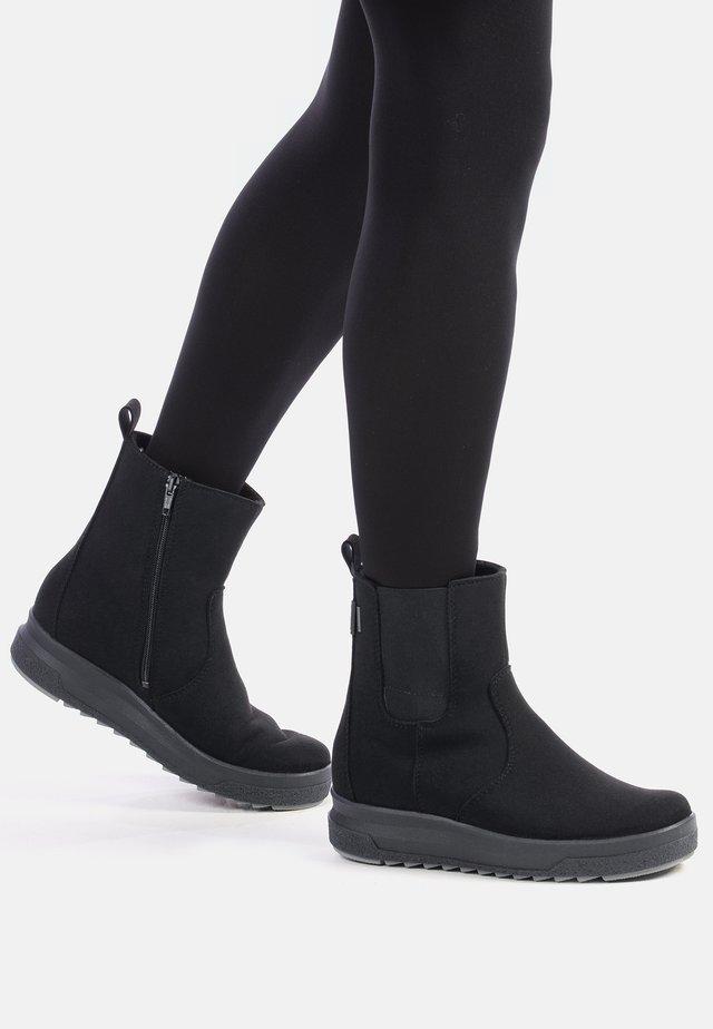 PURO - WINTER BOOTS - Vinterstøvler - black