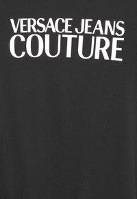 Versace Jeans Couture - LOGO - Print T-shirt - black - 6