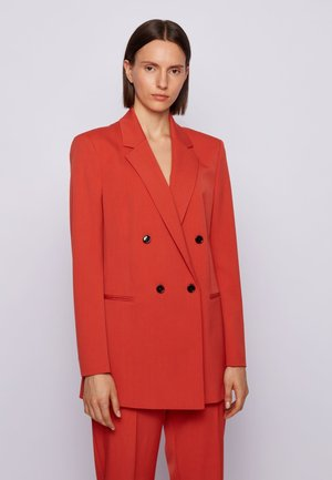 JERICONA - Blazer - dark orange