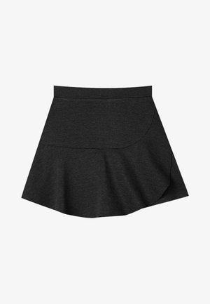 A-line skirt - black