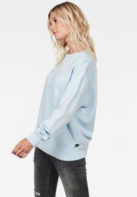 G-Star - LOOSE ROUND - Sweatshirt - laundry blue - 2