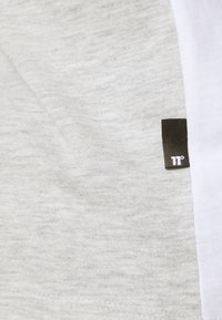 11 DEGREES - CUT AND SEW - Triko spotiskem - grey marl/white - 5