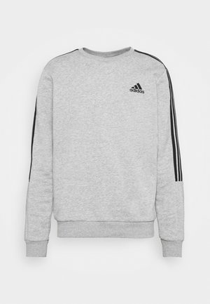 CUT - Sweater - medium grey heather/black