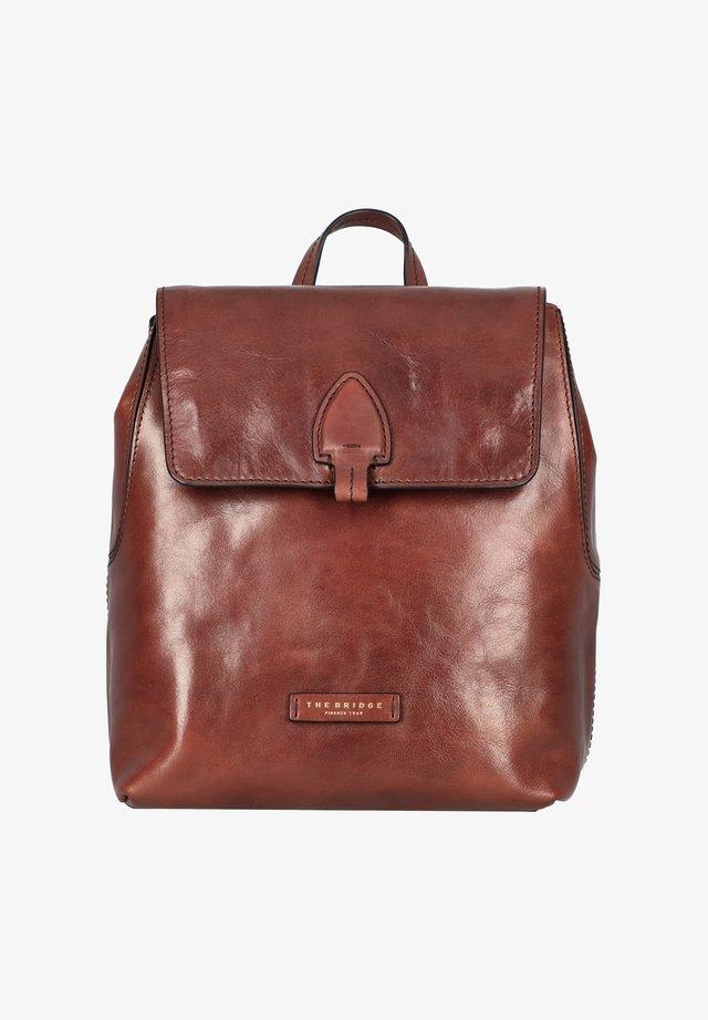 Rucksack - marrone